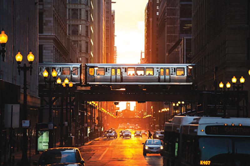 Chicago, L line