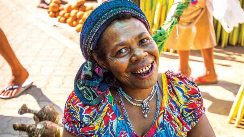 Lady from Rabaul