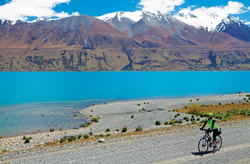 Alps 2 Ocean, New Zealand