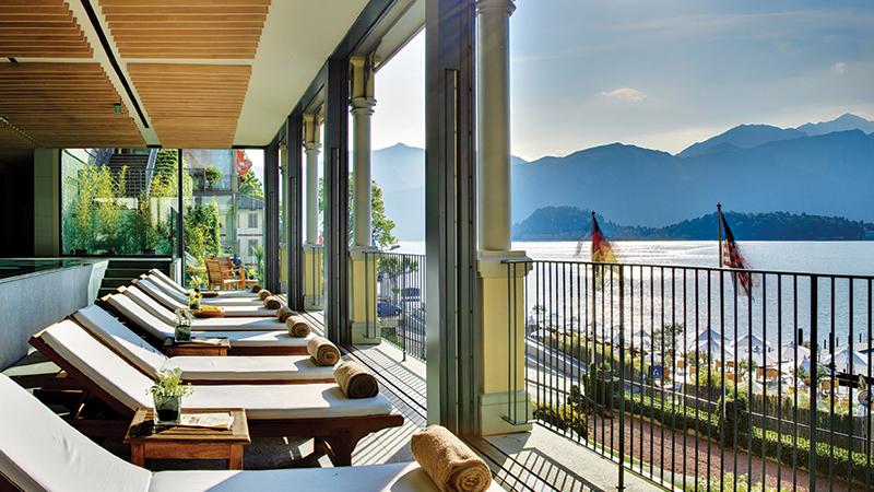T Spa At Grand Hotel Tremezzo Italy Vacations Travel