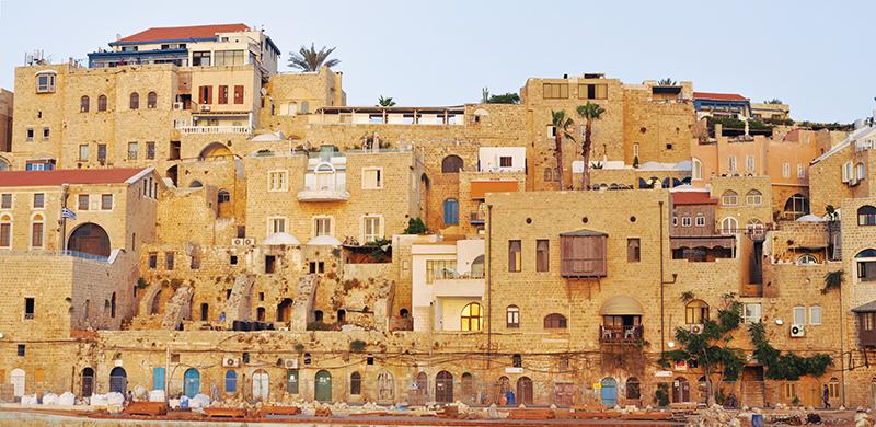 Old Jaffa town, Israel