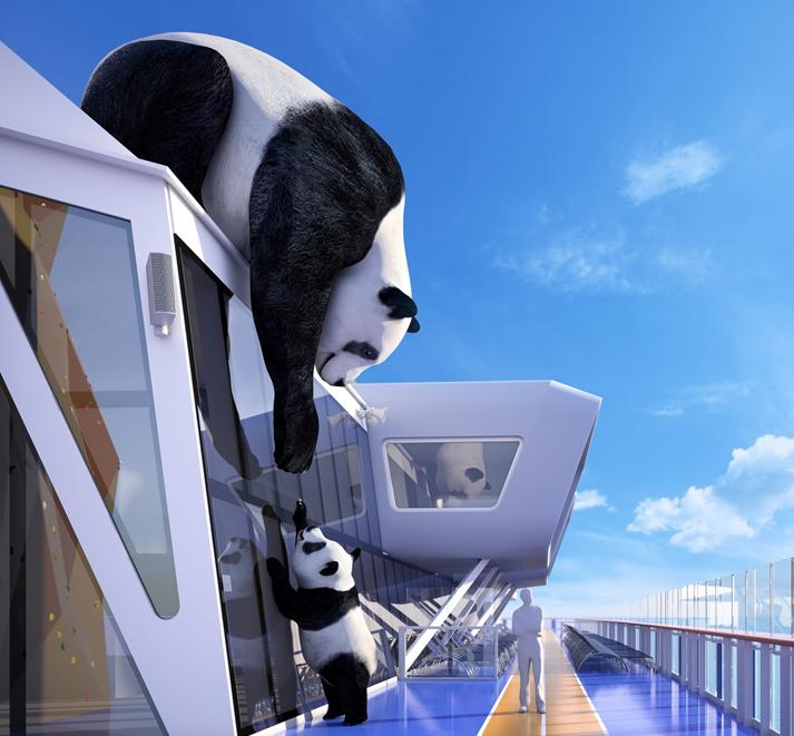 Pandas rendering