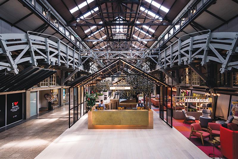 Ovolo Woolloomooloo, Woolloomooloo, Sydney, Small Luxury Hotels of the World