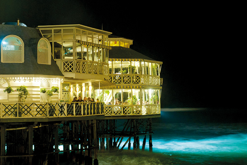 Vacationsmag_La-Rosa-Nautica-exterior-at-night,-Credit-PROMPERU_BEATRICE-VELARD