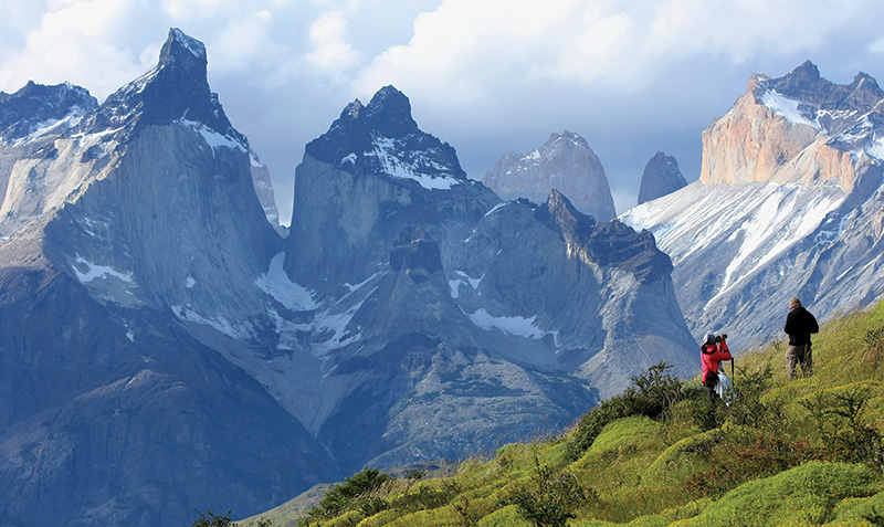Seven Reasons To Visit Chile S Torres Del Paine National