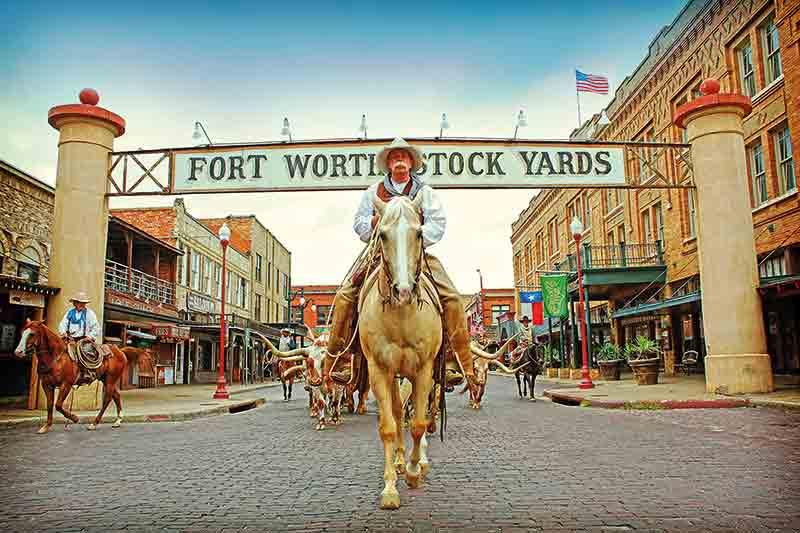 Wild West, Fort Worth, Dallas, Texas