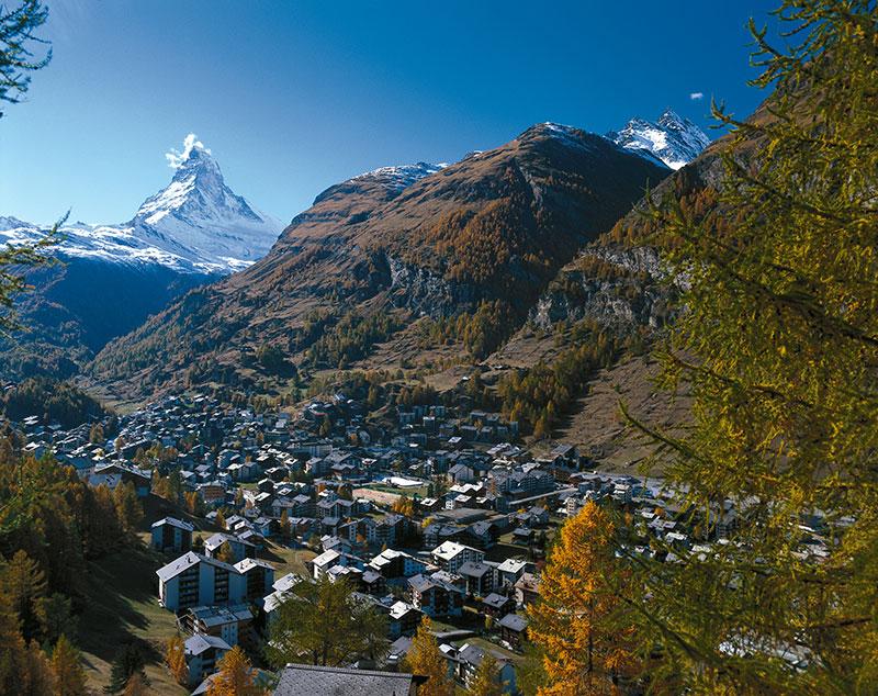 Zermatt-Village