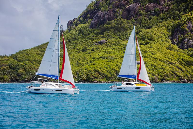 Mahé, Sunsail, yacht, Seychelles