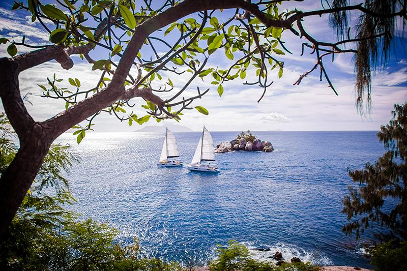 Sunsail, Mahé, yacht, Seychelles