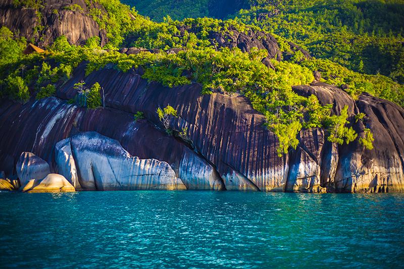 Source D'Argent, Seychelles