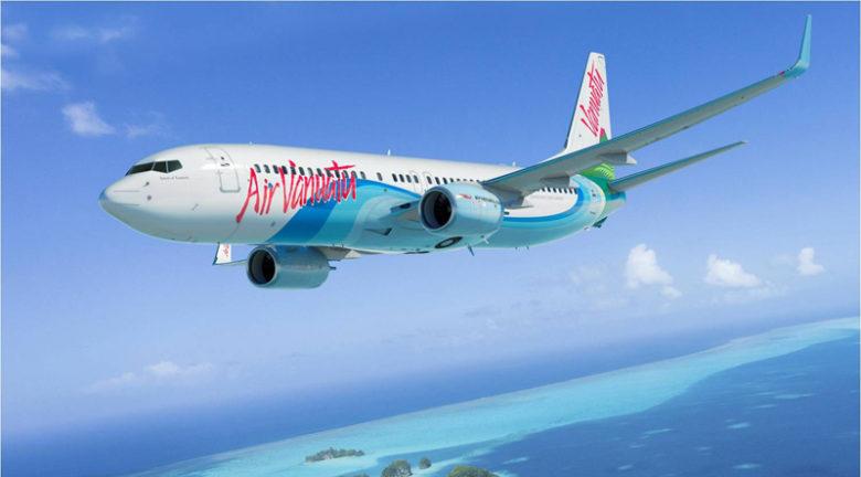 Air Vanuatu aircraft