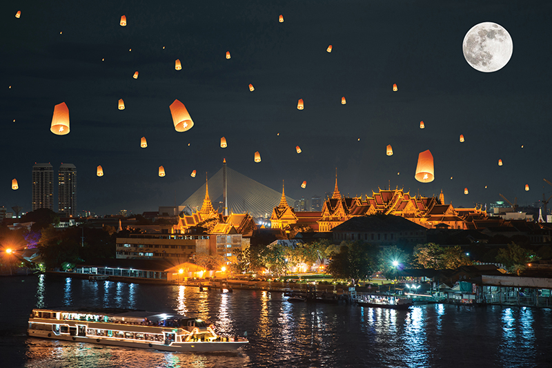 Top seven Thailand festivals | Vacations & Travel