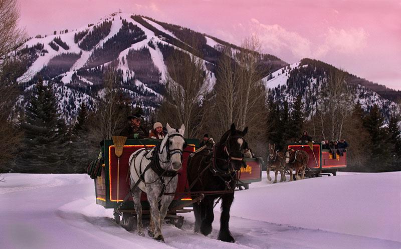 Sun Valley Idaho, Dollar Mountain, Duchin Lounge, Sun Valley Lodge, Idaho,