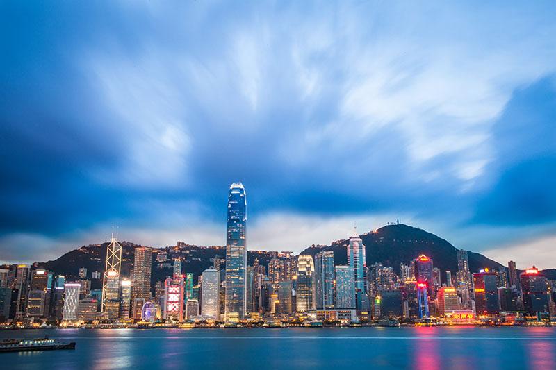 Hong Kong, views, new hotel in Hong Kong, Hotel Vic on the Harbour