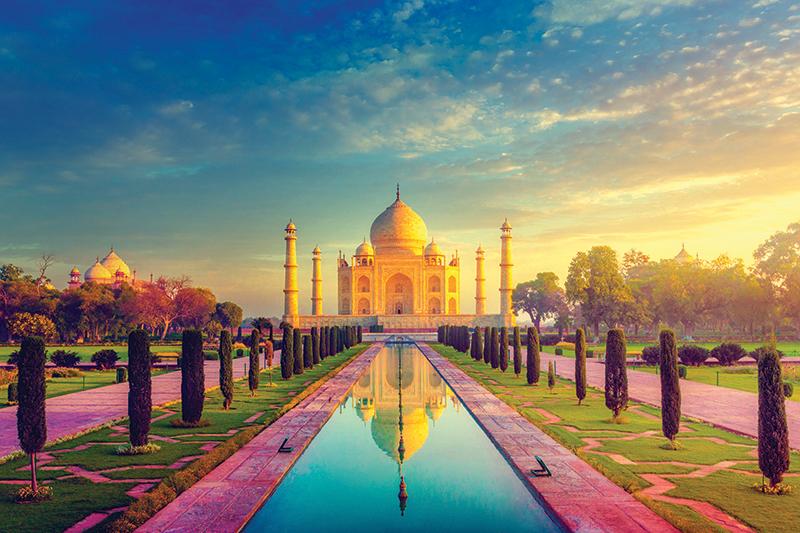 Taj Mahal, India, Uttar Pradesh, Temple of Love, Abercrombie & Kent