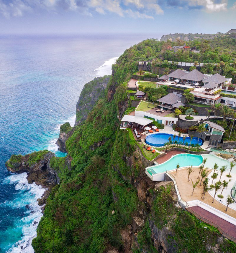 The Edge Extends Luxury Offering In Bali Vacations Travel