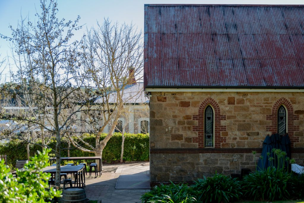 Best bars and pubs in Adelaide Hills: Lost in a Forest. Image: Frances Smith