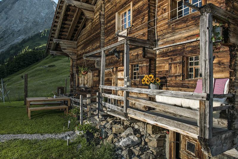 Switzerland, nature calling, alpine scenery