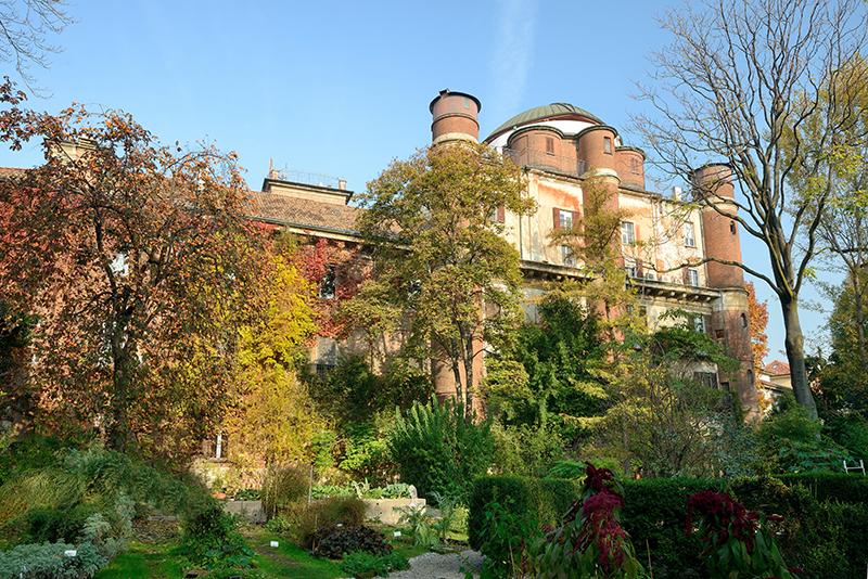 Milan, Botanical garden © Comune di Milano