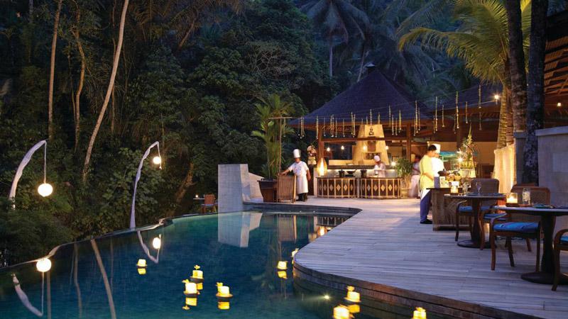 Four Seasons Resort Bali, Sayan, Ubud