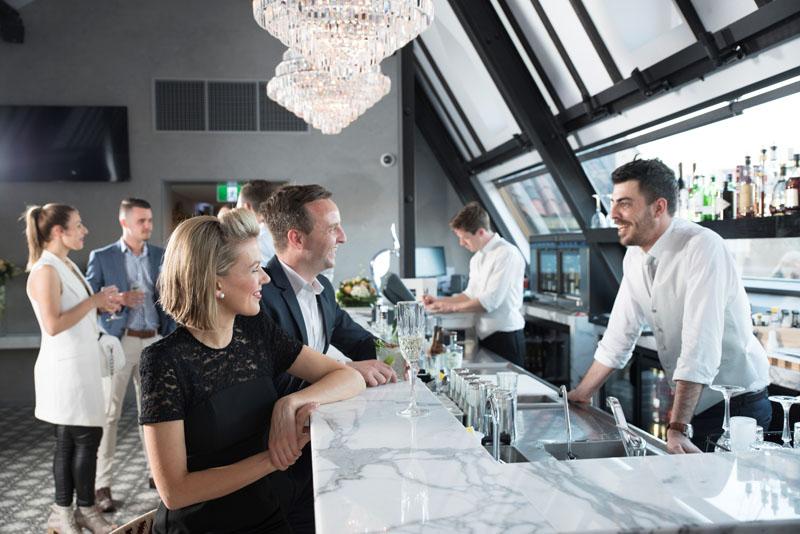Mayfair Hotel, Adelaide, Hennessy Bar