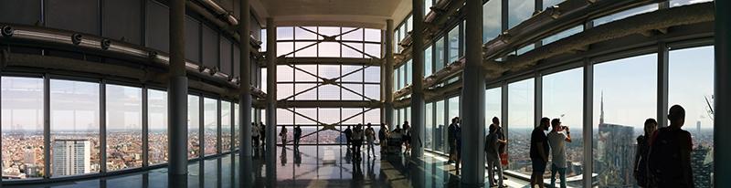 Lombardy tower 2 © Comune di Milano, Milan