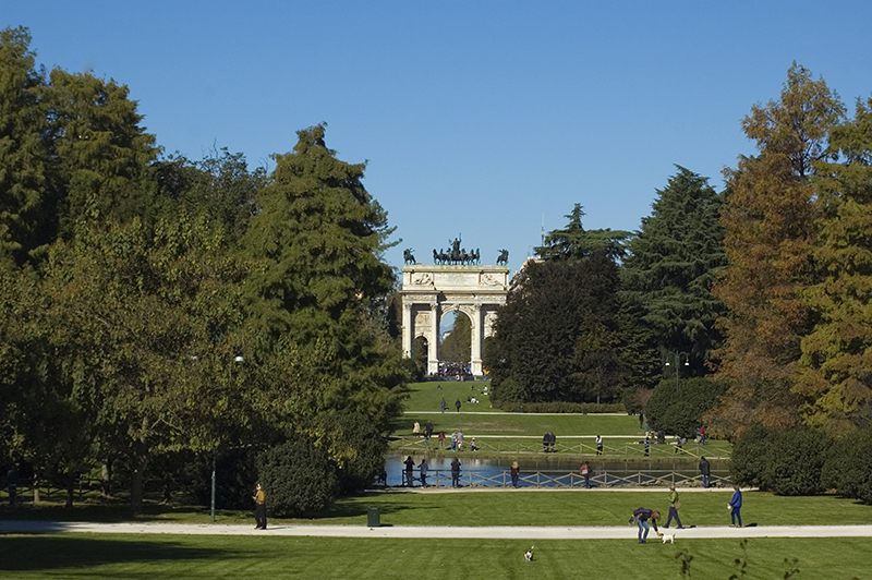 Sempione Park © Comune di Milano, Milan