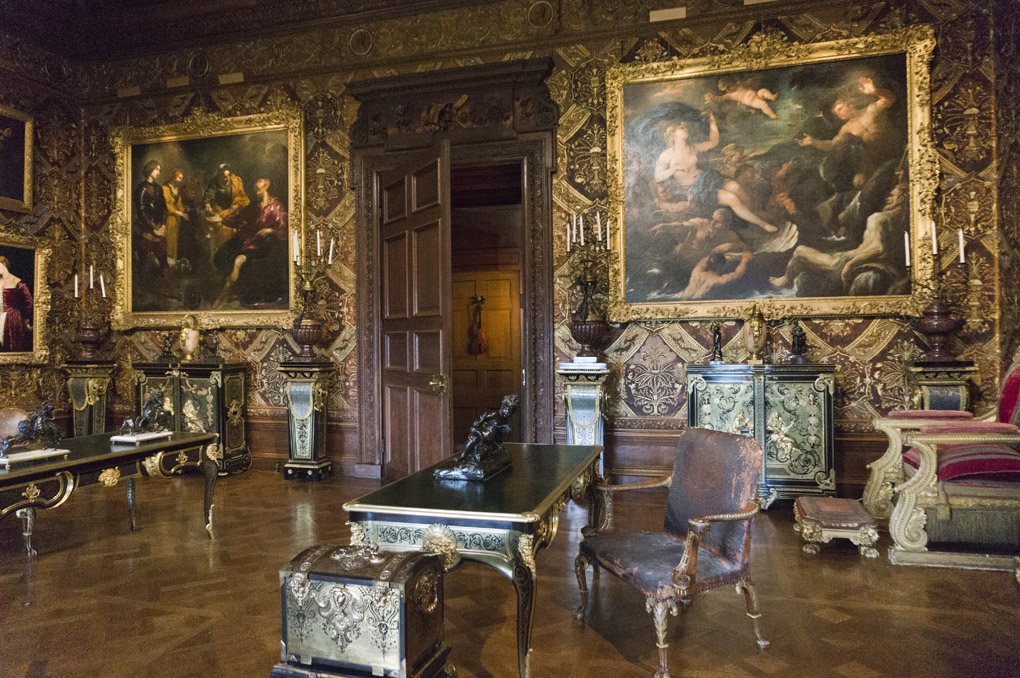 Chatsworth House, Pride and Prejudice, movie mansion