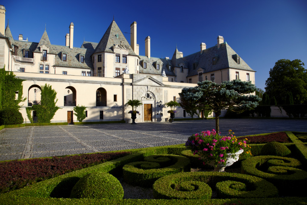Oheka Castle, Long Island, Great Gatsby, movie mansion