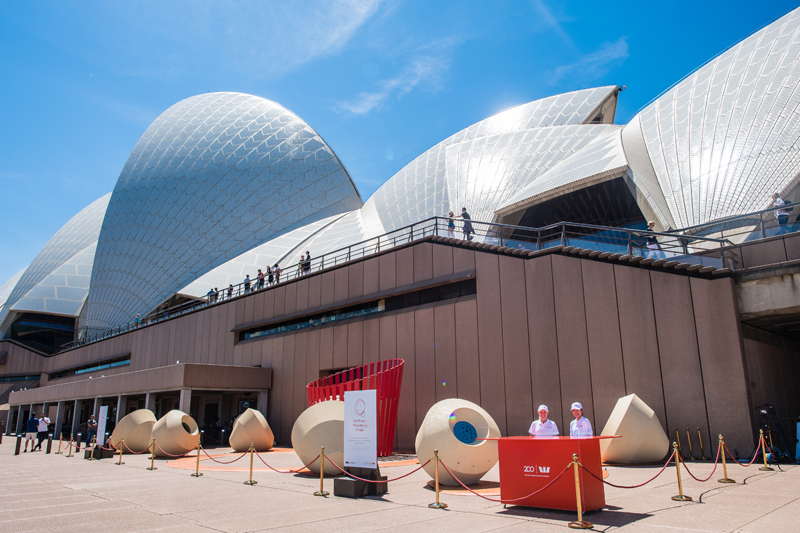 Exhibition, Sydney Opera House, Sydney, Australia