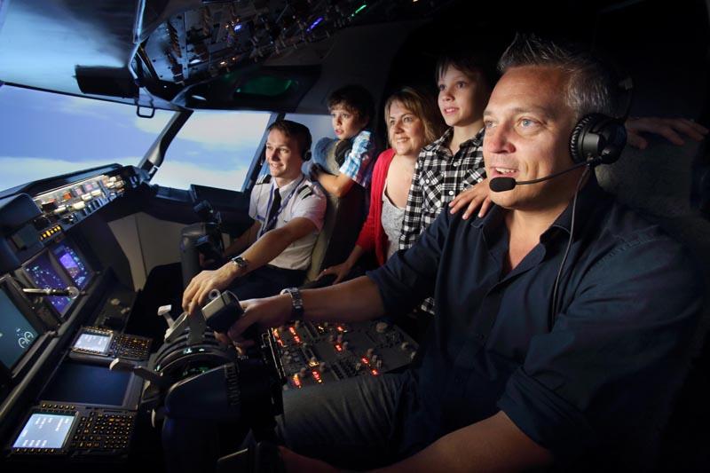 Flight Experience, World's #1 Flight Simulator Experience, Sydney