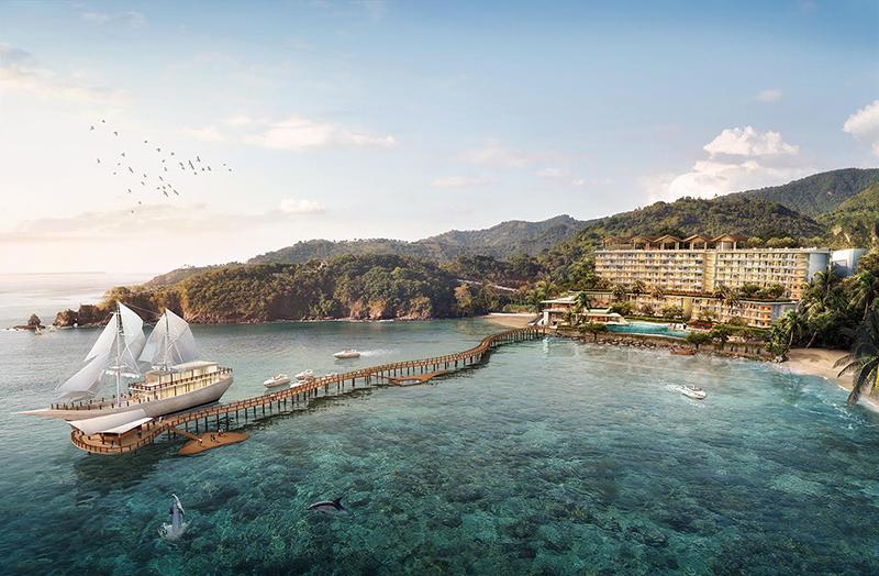 AYANA Komodo Resort, Waecicu Beach, Bali, Indonesia