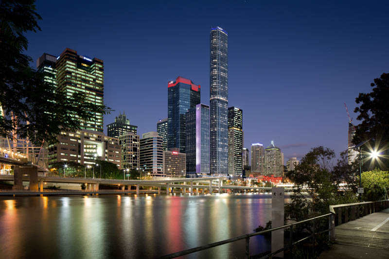 W Hotels, Marriott International, W Brisbane, Brisbane River