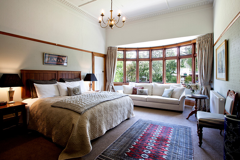 Olivers Naylor Room, Olivers Lodge and Stables, Clyde, Central Otago, New Zealand