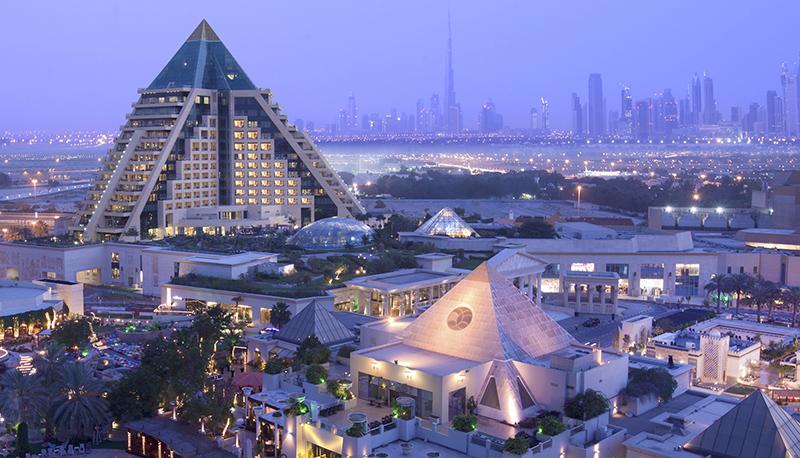 Raffles Hotels & Resorts, Raffles Dubai,