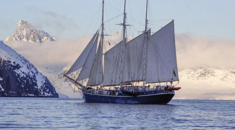 Quest Tours, Arctic cruises, Rembrandt van Rijn,