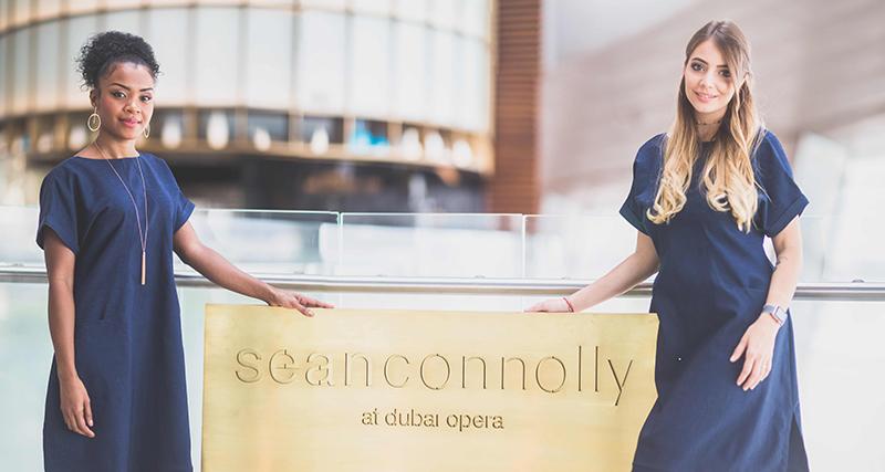 Sean Connolly at Dubai Opera