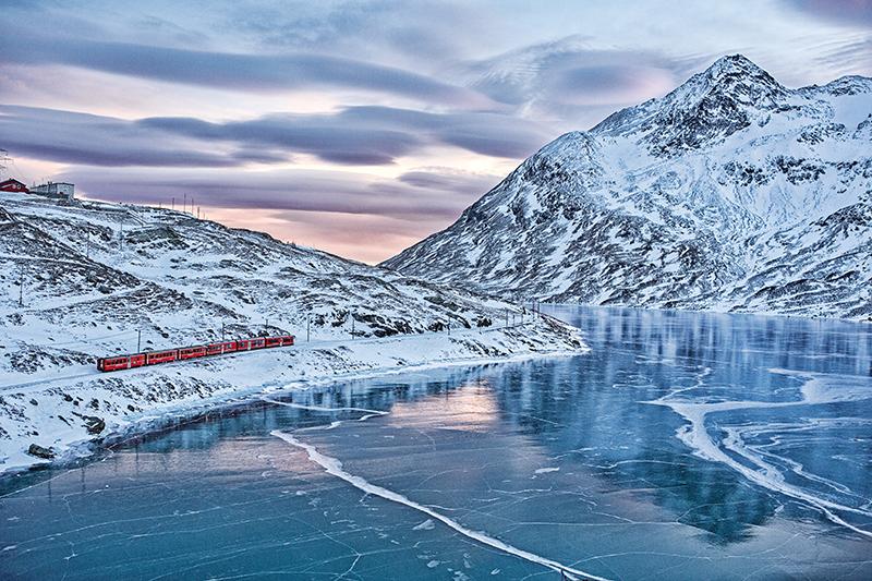 Train travel in Switzerland, Grand Tour by Rail, My Switzerland