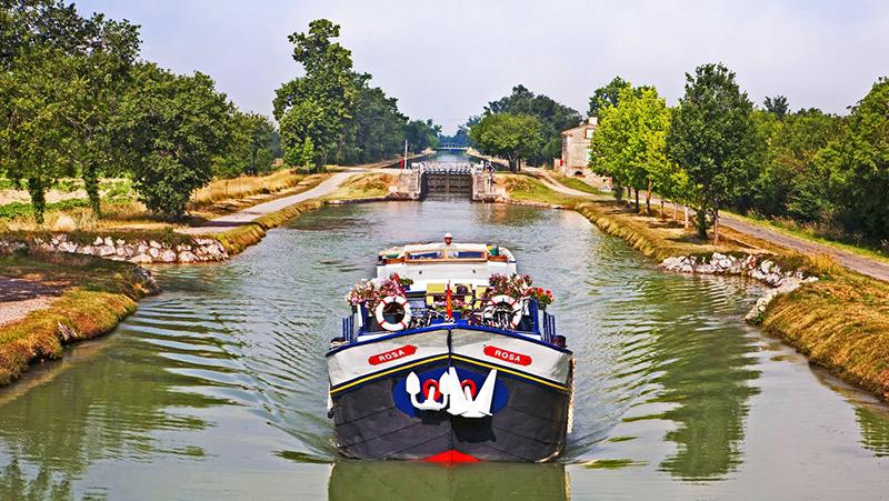 European Waterways, Rosa