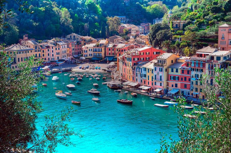 Portofino, Italy, Celebrity Cruises