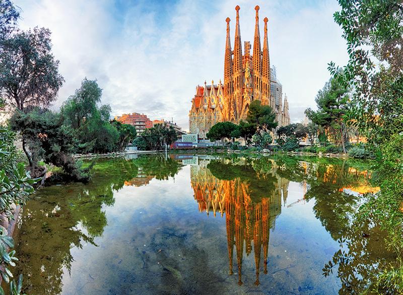 Barcelona, Sagrada Famiglia, Drive Me Barcelona