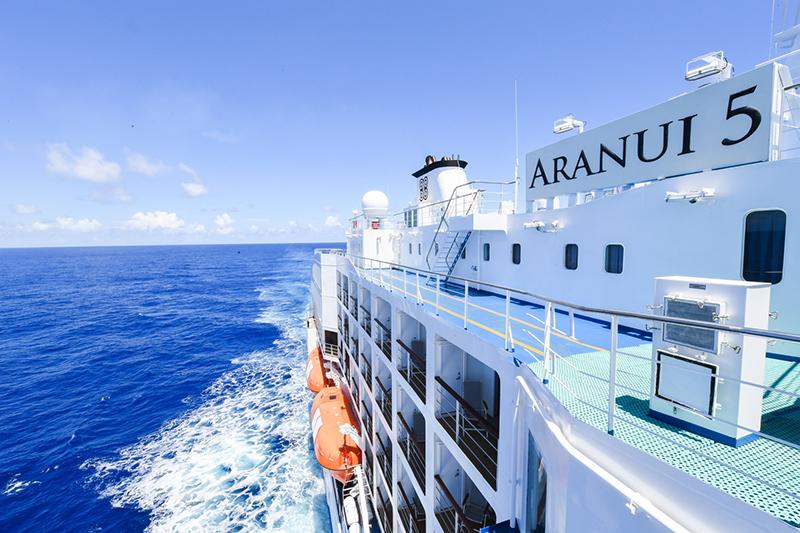 Aranui Cruises, cruises, Pitcairn