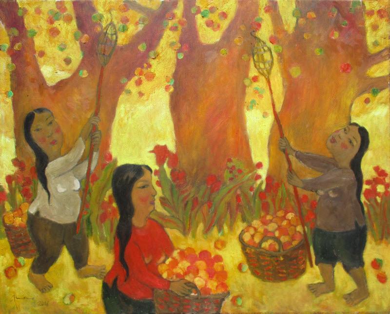 art tours, Vietnamese art, The Anam