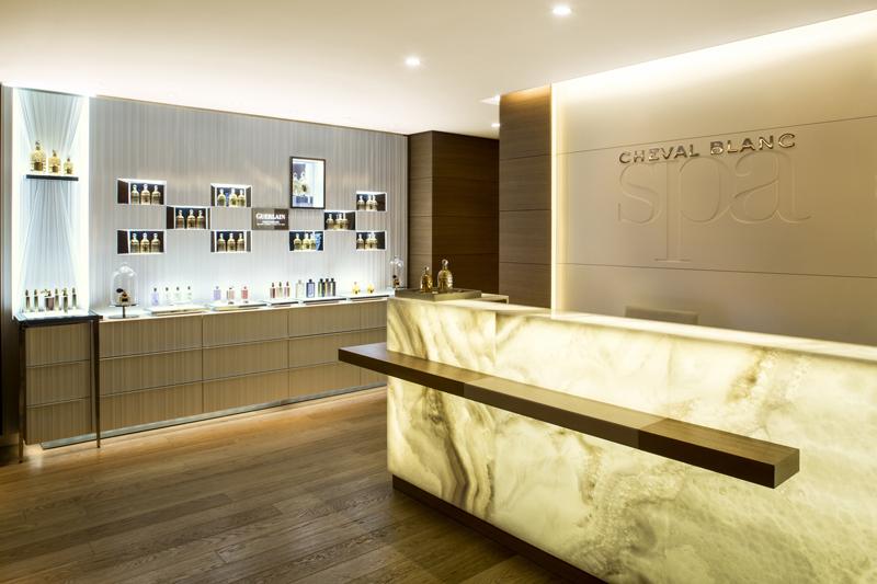 Cheval Blanc Spa, Courchevel, France