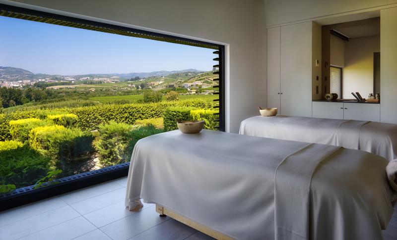 Six Senses Spa, Douro Valley, Portugal