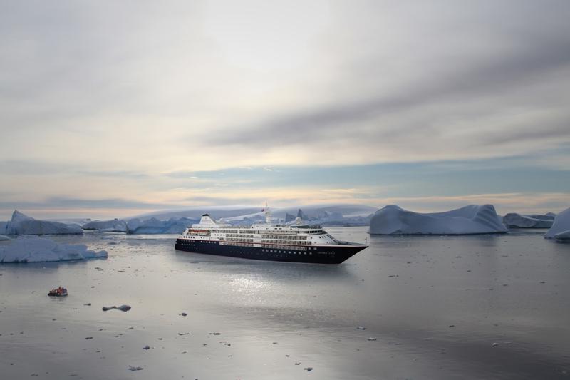 Silver Cloud, cruises, Arctic, Antarctic