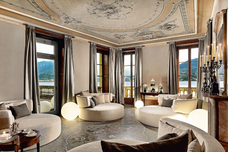 Grand Hotel Tremezzo, Spa, Lake Como, Italy
