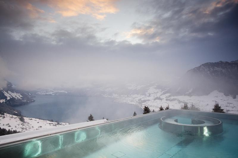 Hotel Villa Honegg, Ennetburgen, Switzerland