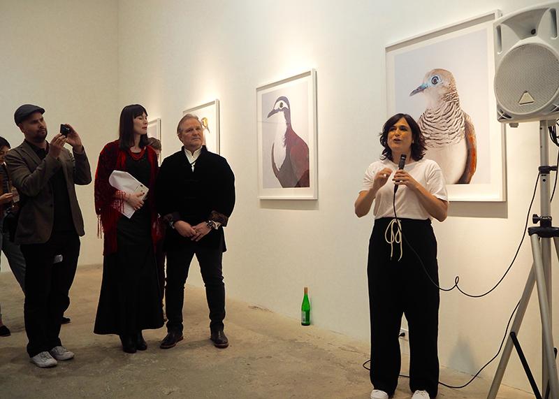 Olsen Gruin Gallery, New York