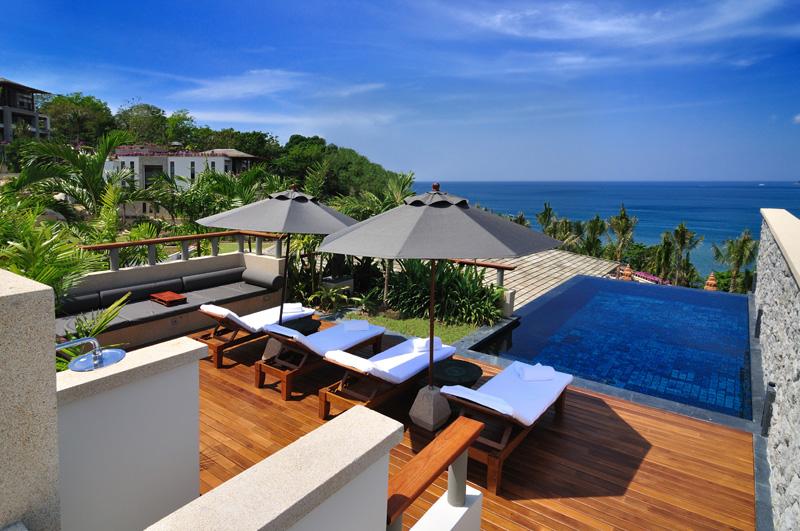 Andara, pool suite, penthouse, Phuket, Thailand
